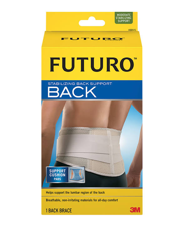 Futuro Moderate Stabilizing Back Support - Small-Medium