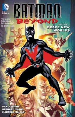 Batman Beyond Volume 1: Brave New Worlds - DC Comics