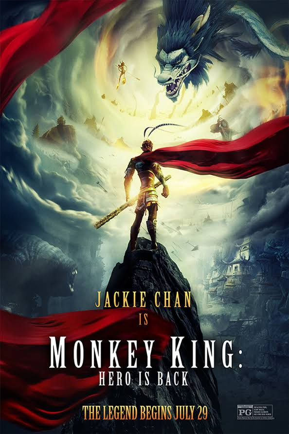 Monkey King: Hero Is Back-Xi you ji zhi da sheng gui lai