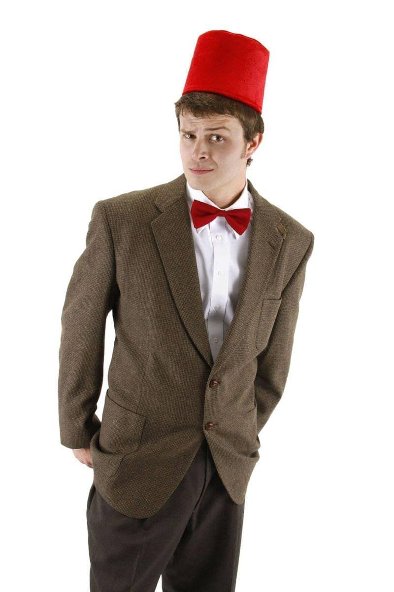Elope Doctor Who Fez And Bow Tie Set