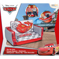 Mickey Mouse Flip Open Sofa Uk by Disney Cars Inflatable Flip Out Sofa Great Kidsbedrooms The