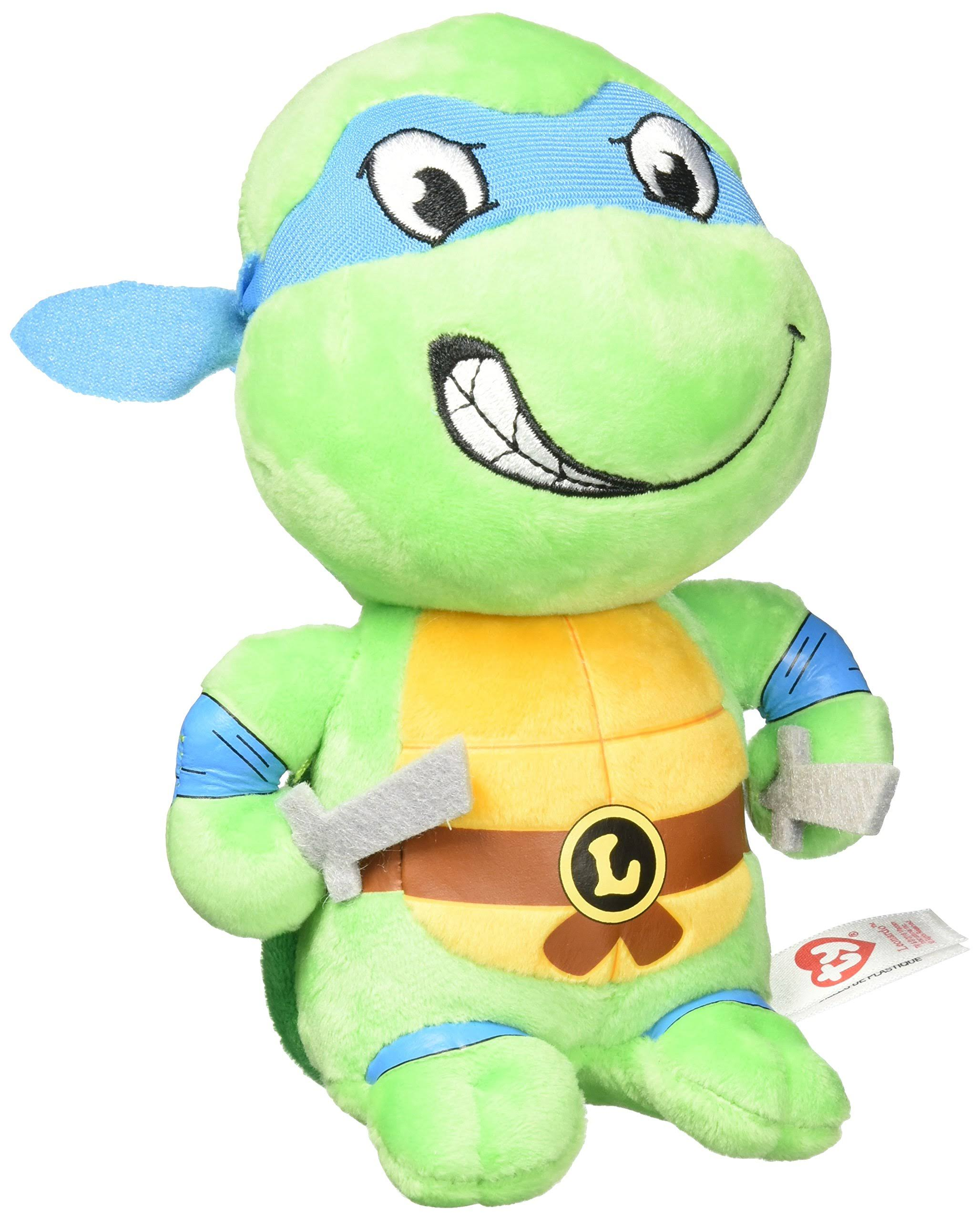 Ty Beanie Babies Teenage Mutant Ninja Turtles - Leonardo