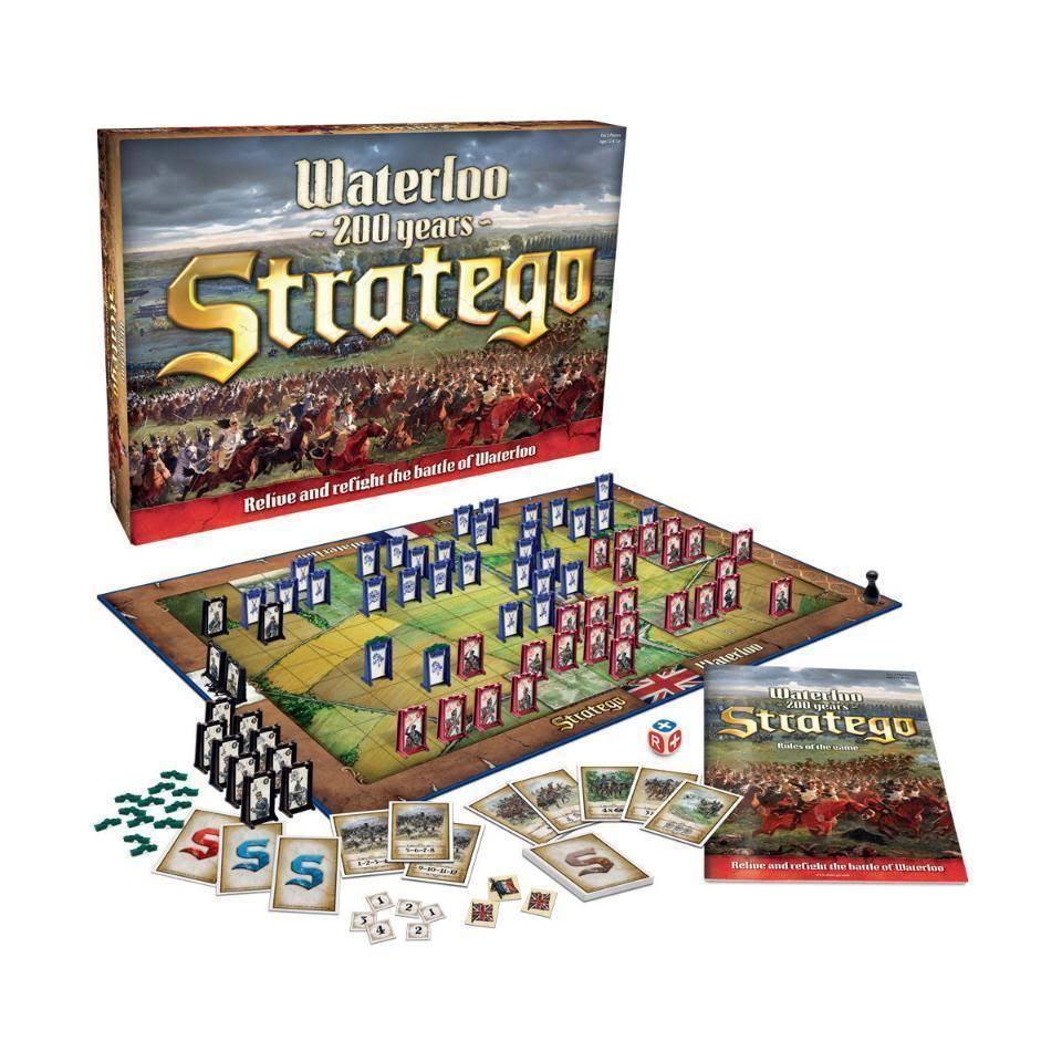 Patch Products Stratego Waterloo Board Game