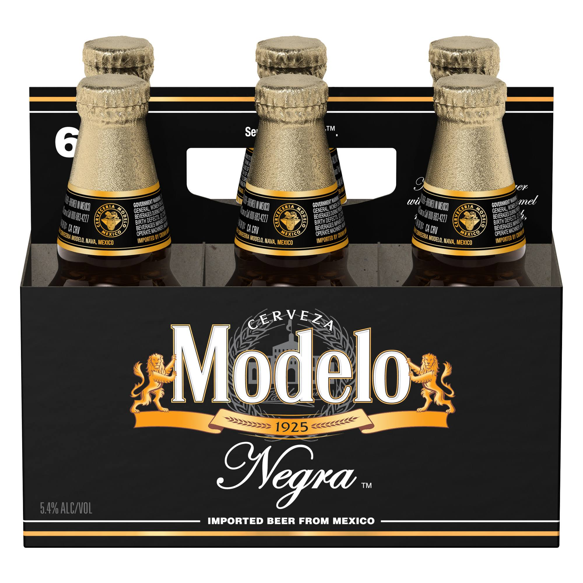 Modelo Negra Beer - 6 Pack