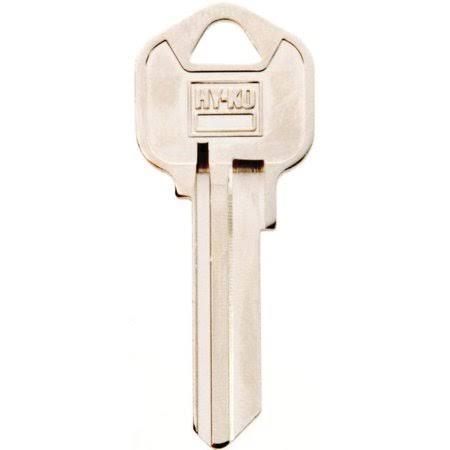Hy-Ko Products Kwikset Lock Key - Blank