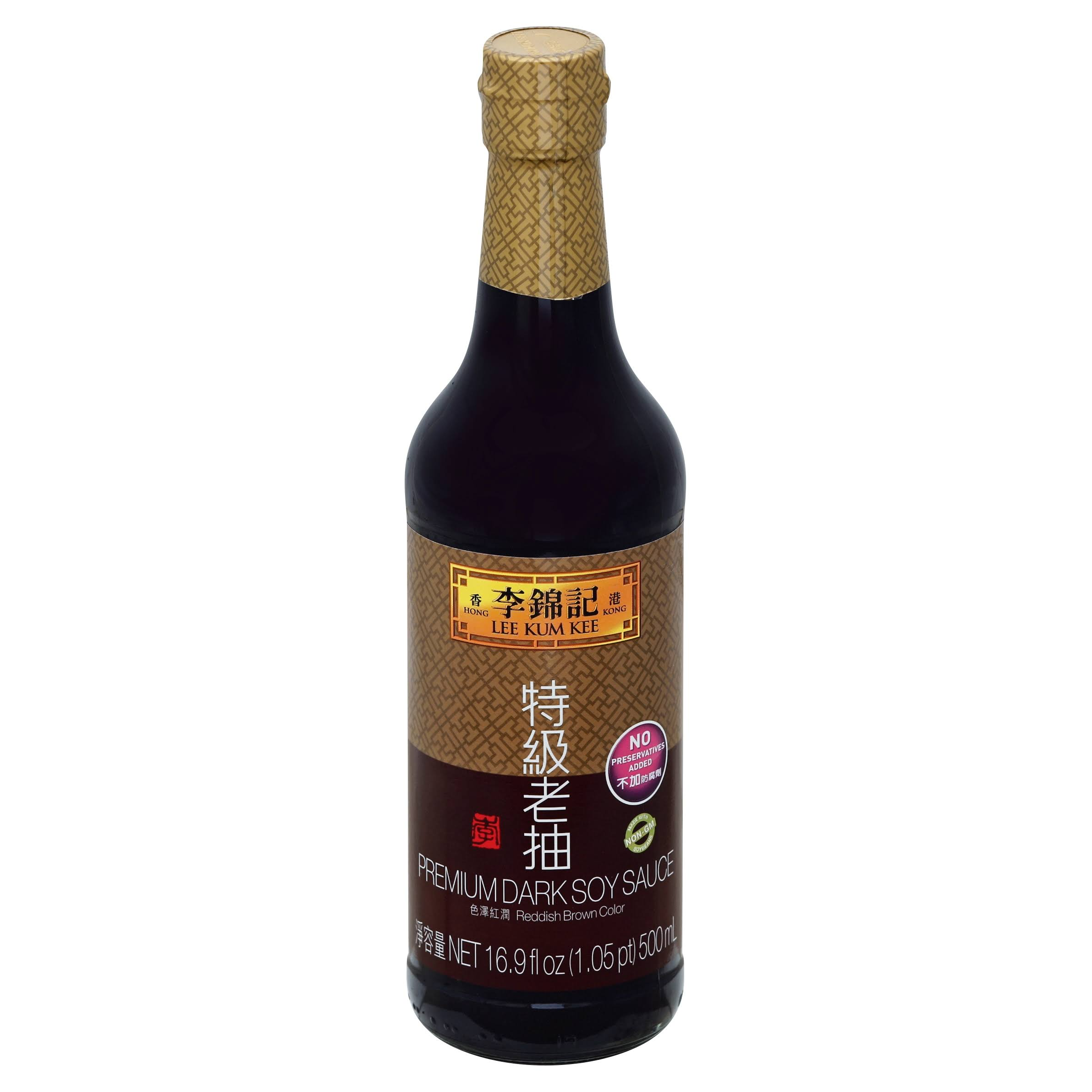 Lee Kum Kee Premium Dark Soy Sauce - 500ml