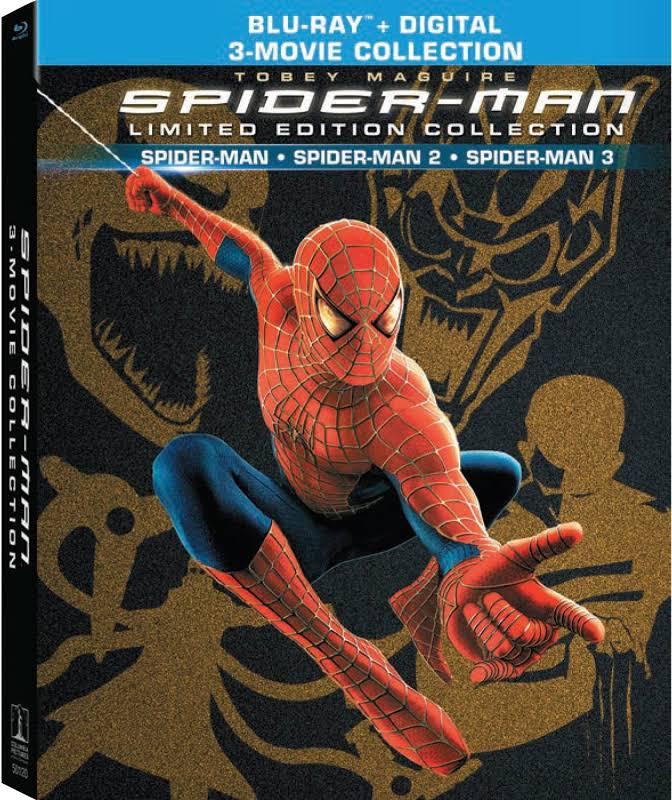 Spider-Man Origins Collection - BLU-RAY
