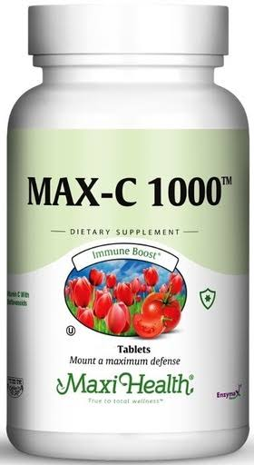 Maxi Health Kosher Max-C 1000mg