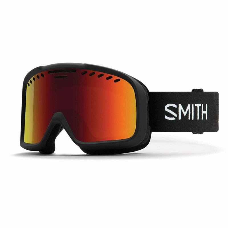Smith Project Black Red Sol-X Mirror