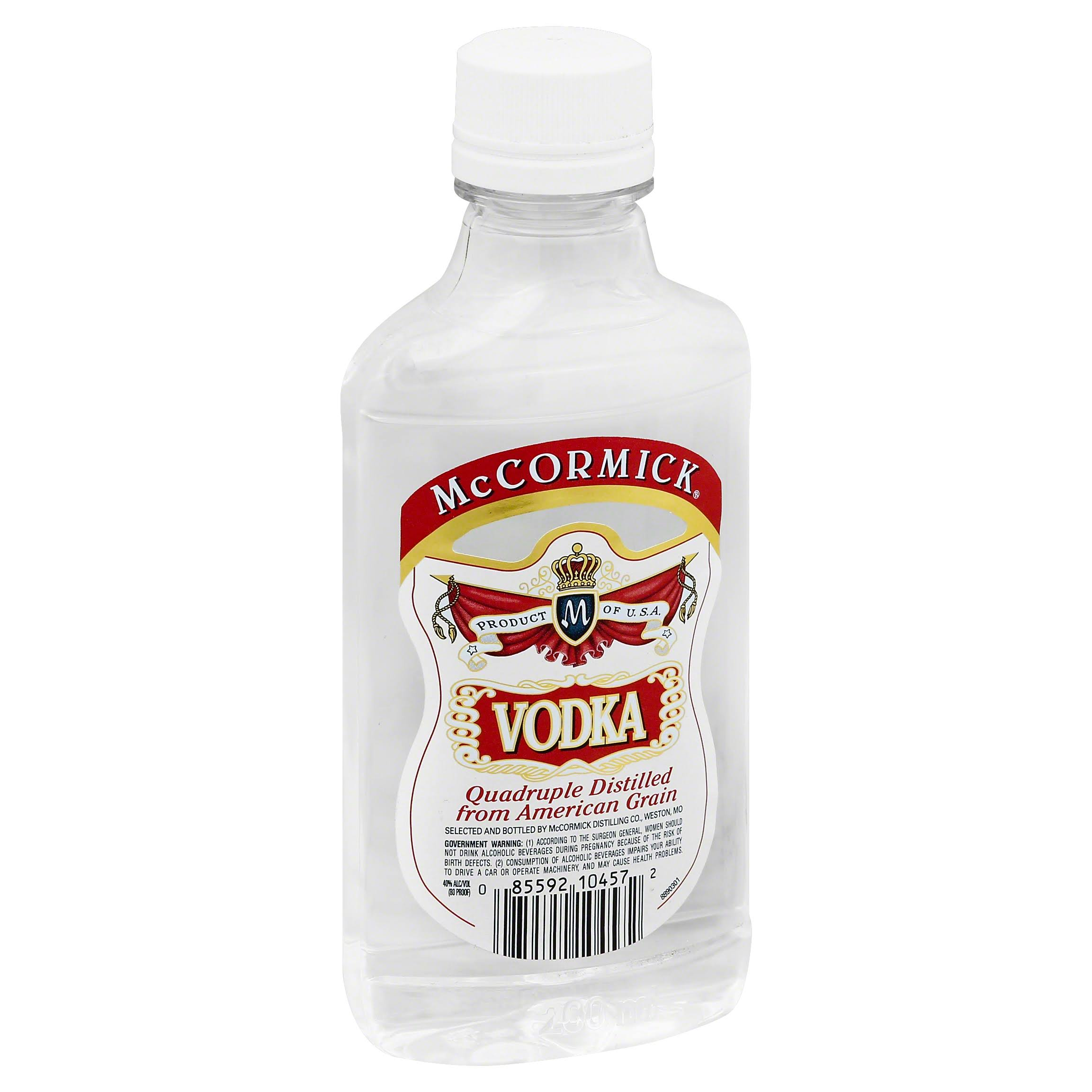 McCormick Vodka - 200 ml