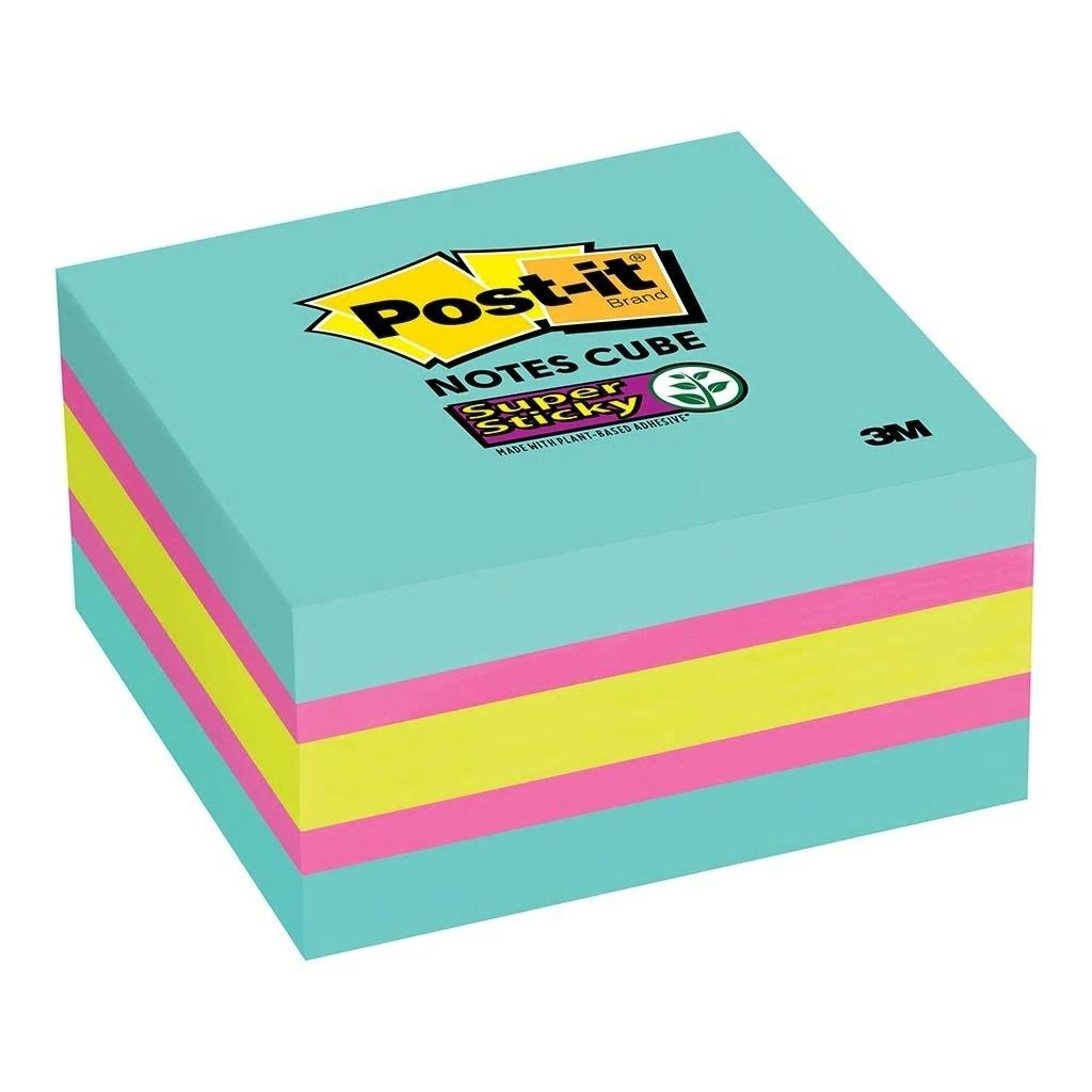 "Post-it Super Sticky Notes - 3"" x 3"""