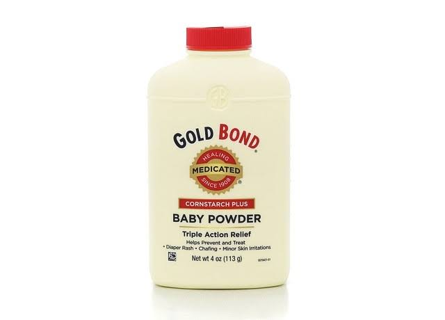 Gold Bond Cornstarch Plus Baby Powder - 113g