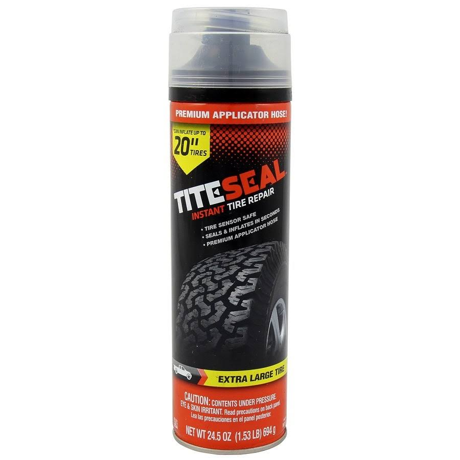 Tite Seal Instant Tire Repair for Extra Large Tire - 24.5oz
