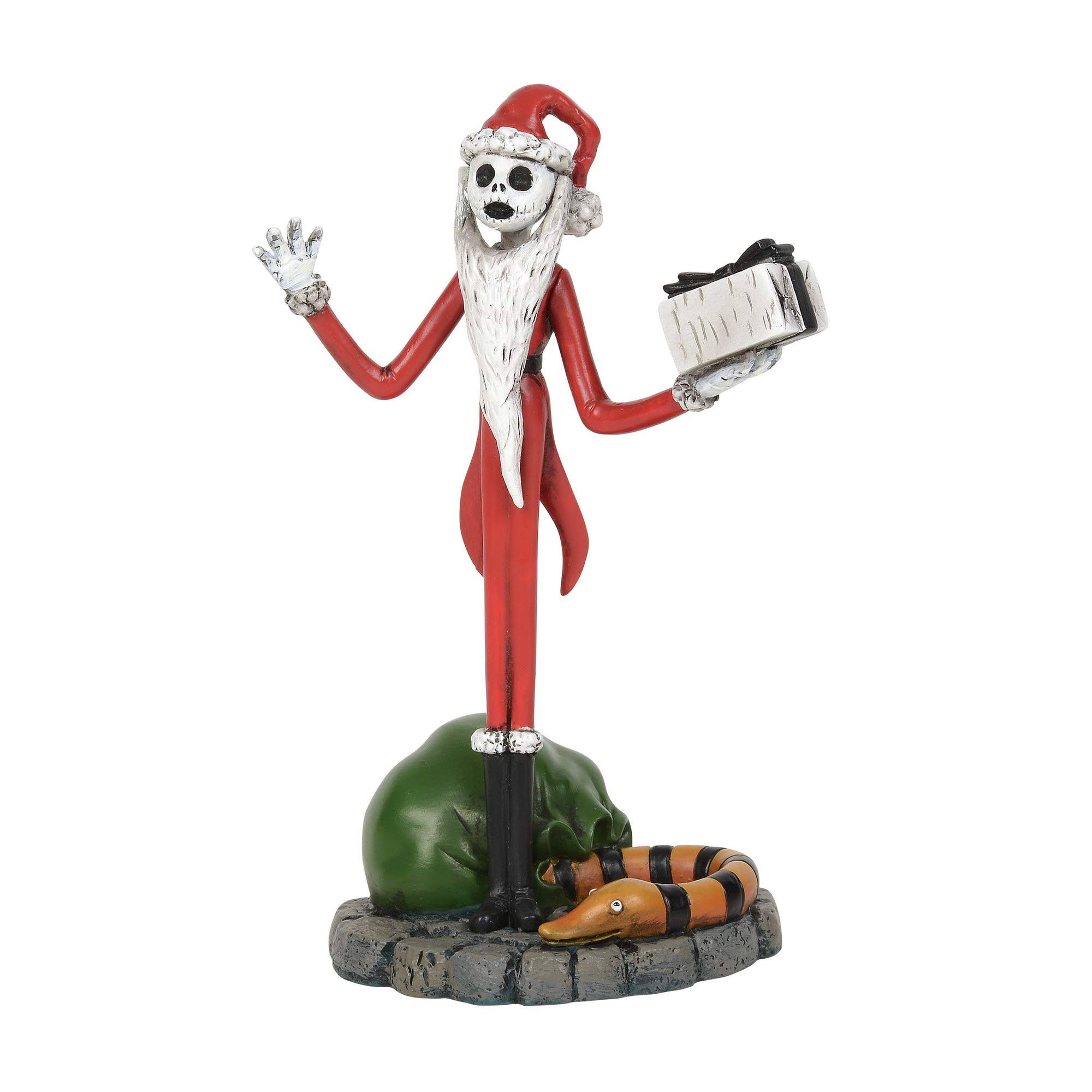 Department 56 Nightmare Before Christmas Jack Steals Christmas