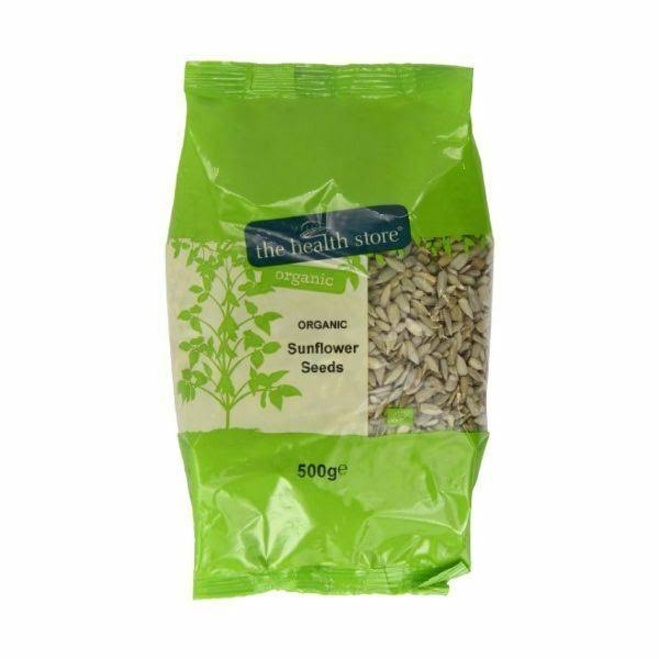 The Health Store Organic Sunflower Seeds
