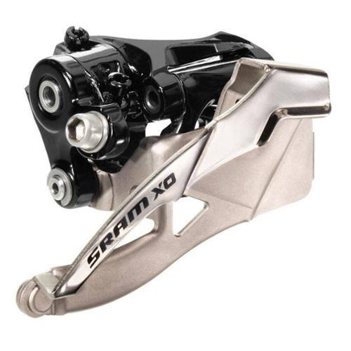 Sram High Clamp Front Derailleur - Dual Pull, 34.9mm