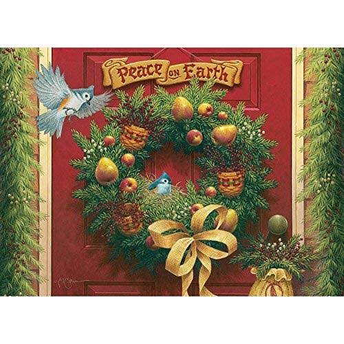 Cobble Hill Peace on Earth Jigsaw Puzzle