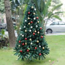 Artificial Christmas Tree 6ft by 6ft 1 8m Luxury Christmas Tree Green Artificial Xmas Tree Assorted