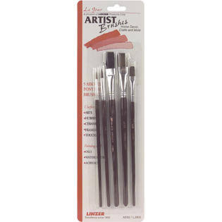 Linzer Products Le Jour Artist Brushes - x5