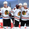 Blackhawks Beat Oilers in Game 1 Thriller