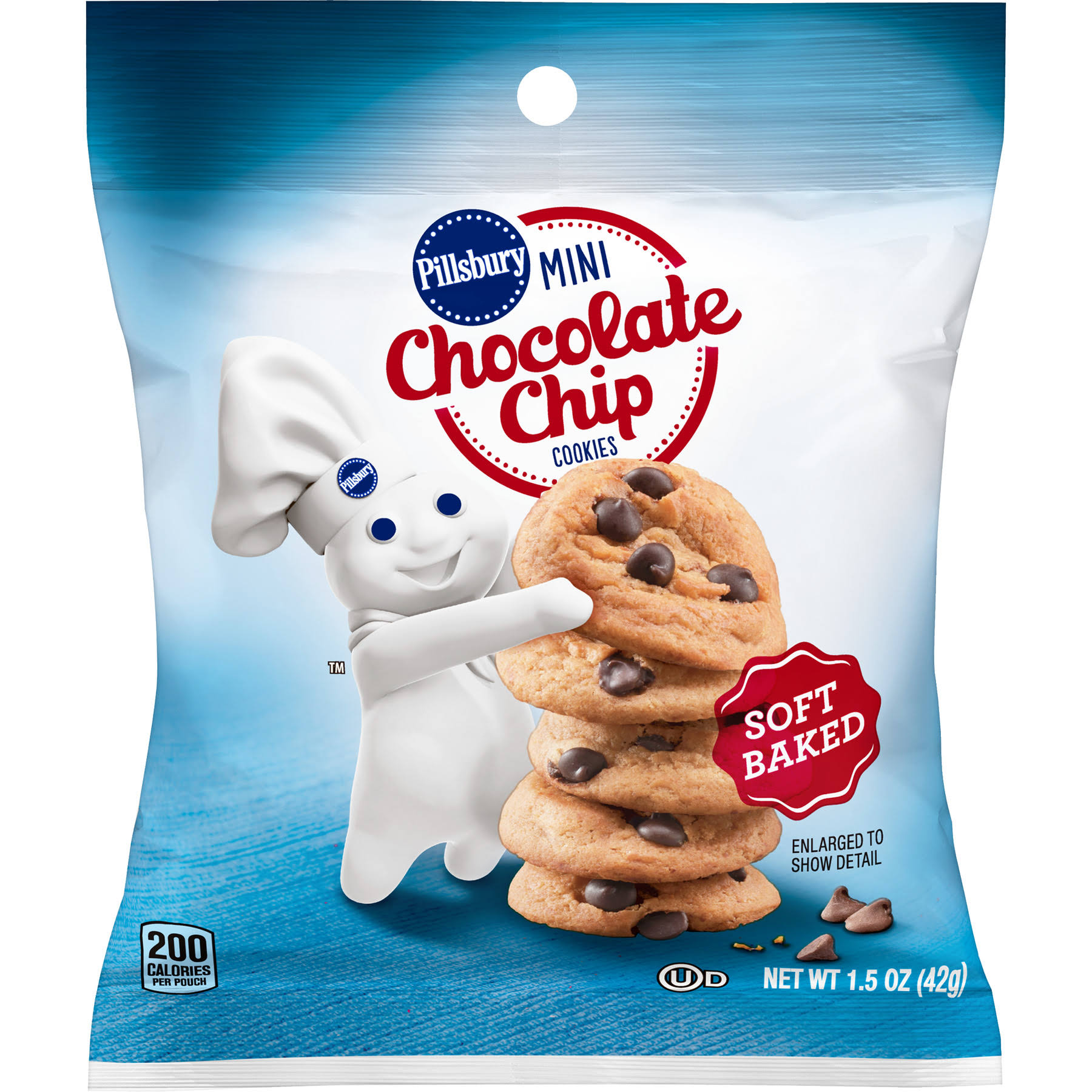 Pillsbury Mini Chocolate Chip Cookies