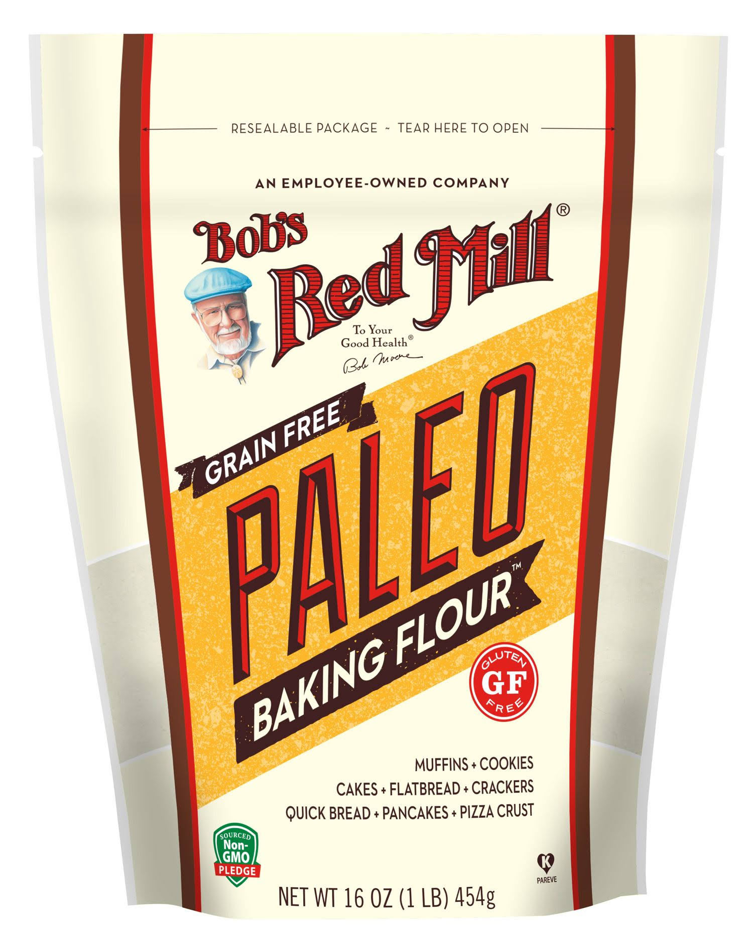 Bob's Red Mill - Baking Flour Paleo - 16 oz