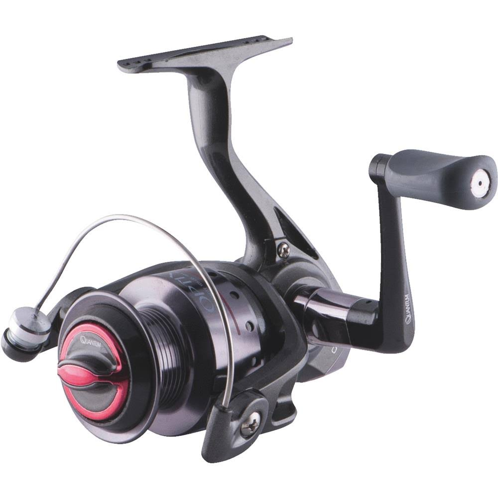 "Quantum Optix 20 Spinning Reel - 5.2:1 Gear Ratio, 25"", 8.2oz"