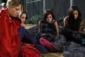 Pll Halloween Special by Imaginary Friends Drug Addictions And Psychological Torture