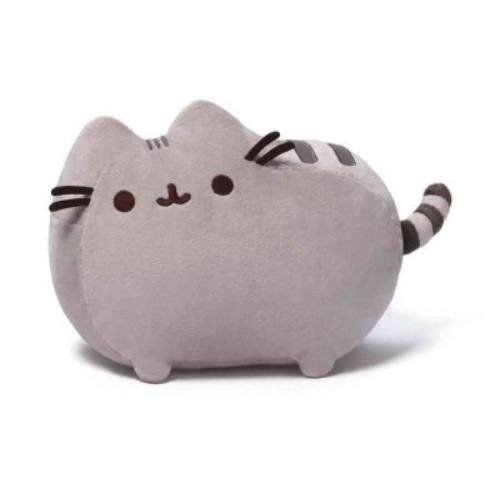 Gund Pusheen Plush - Grey, 12L