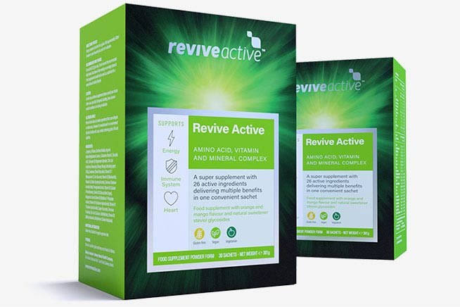 Revive Active Health Food Supplement