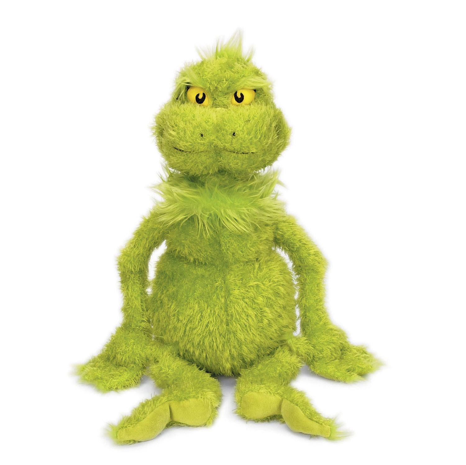 Manhattan Toy Dr. Seuss The Grinch Plush - Large