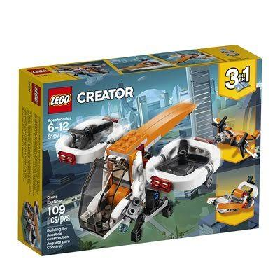 Lego Creator 31071 Drone Explorer - 109 Pieces