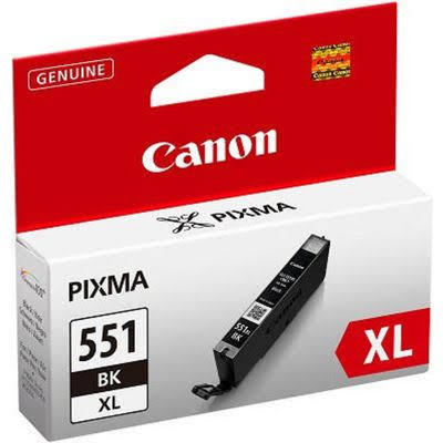 Canon Pixma 551 XL Ink Cartridge - Black