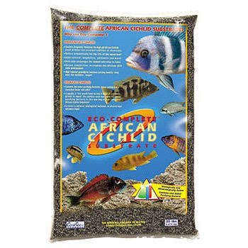 CaribSea Ecco Complete Freshwater African Cichlid Sand - 20lbs