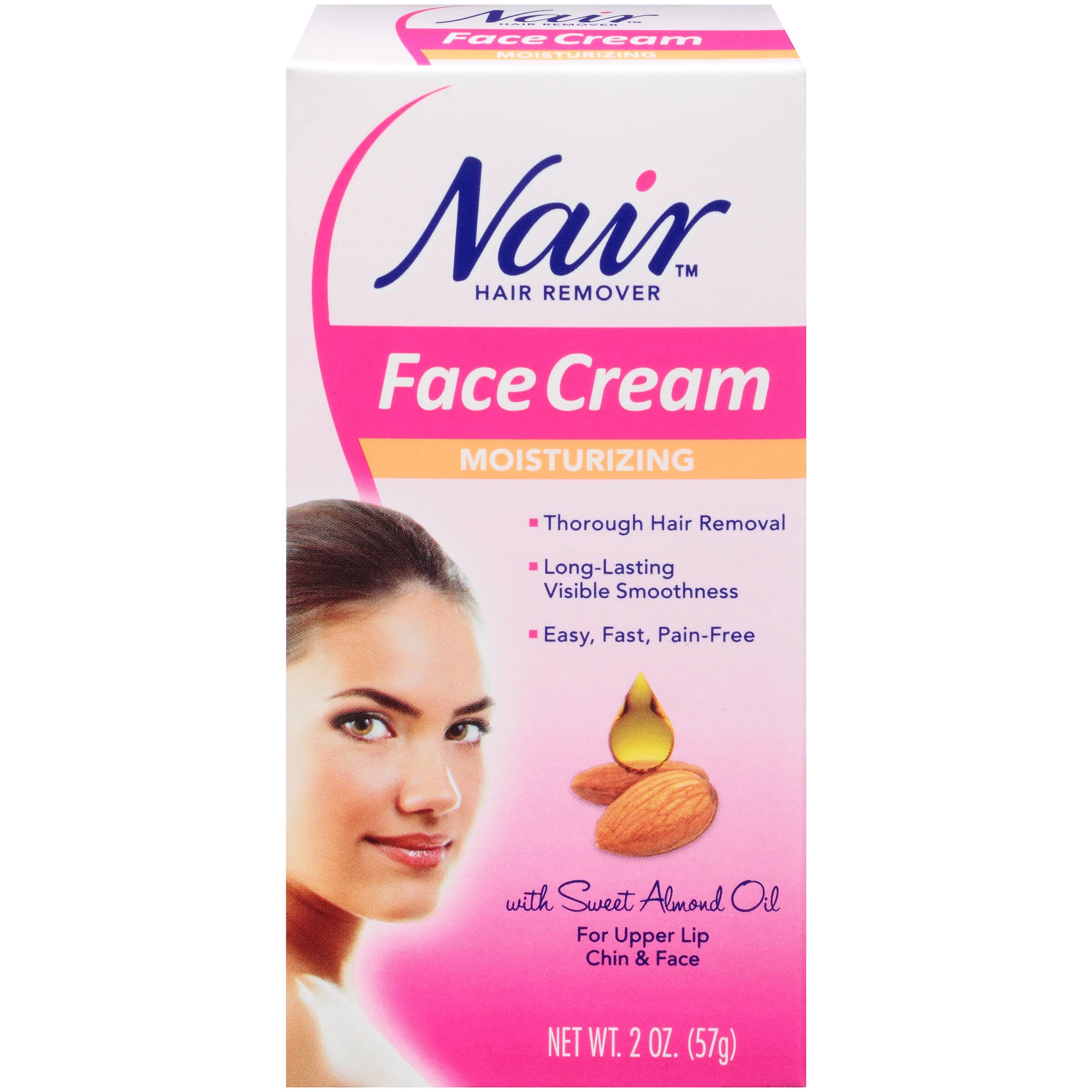 Nair Face Cream - 57g