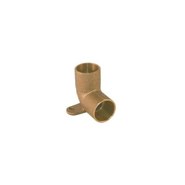 Elkhart Products Low Lead Copper Drop Ear Elbow - 1/2""