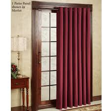 Menards Tension Curtain Rods by Curtains Doors U0026 Amazon Com Eclipse 12109100x084wht Thermal 100