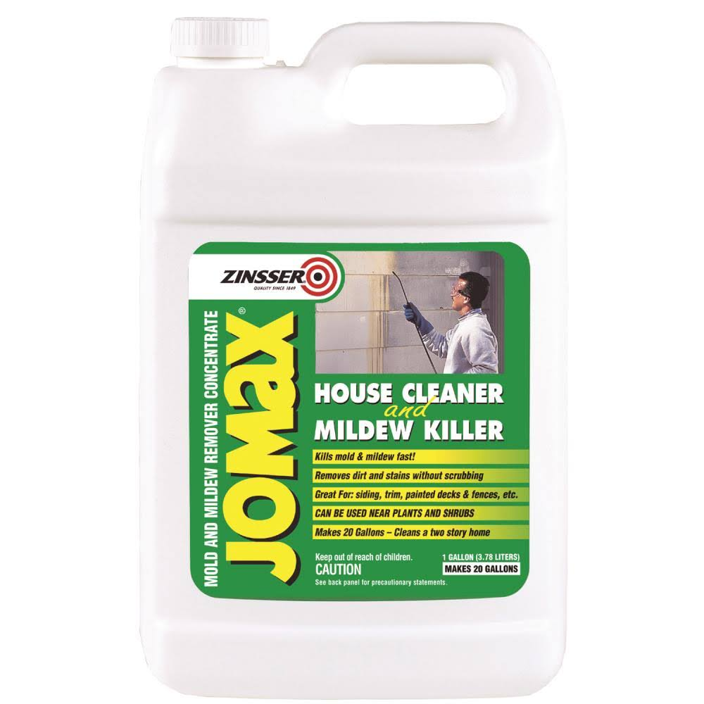 Zinsser Jomax House Cleaner And Mildew Killer