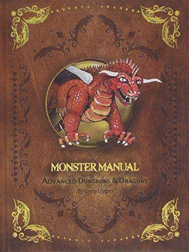 Monster Manual - Gary Gygax
