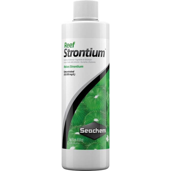 Seachem Laboratories Reef Strontium - 250ml