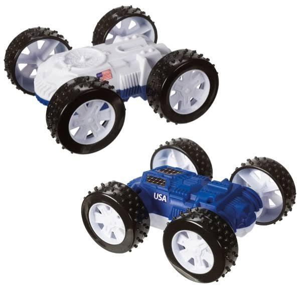 Toysmith Roll Over Mars Rover