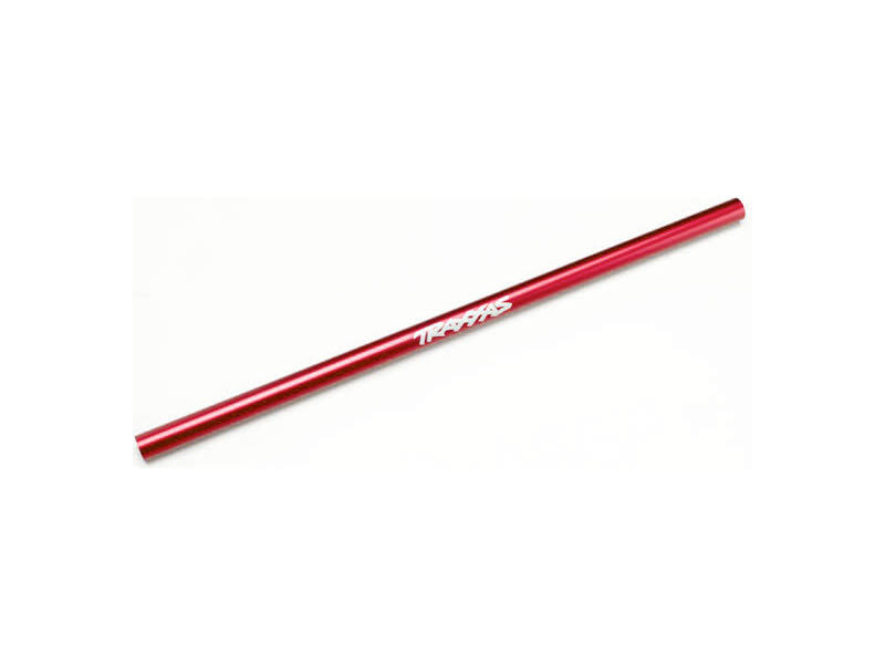Traxxas Center 6061-T6 Aluminum Driveshaft Red-Anodized TRA6855R