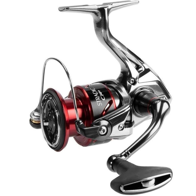 Shimano Stradic Ci4+ 4000 FB XG Spinning Reel with Front Drag