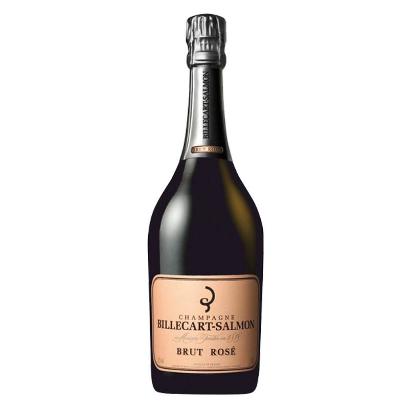 NV Billecart Salmon Brut Rose Champagne - France