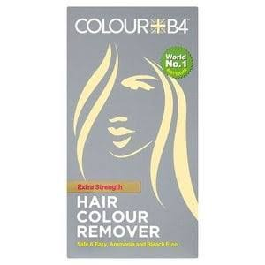 Colour B4 Hair Colour Remover - Extra Strength