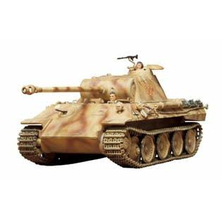Tamiya Model Kit - German Panther Tank