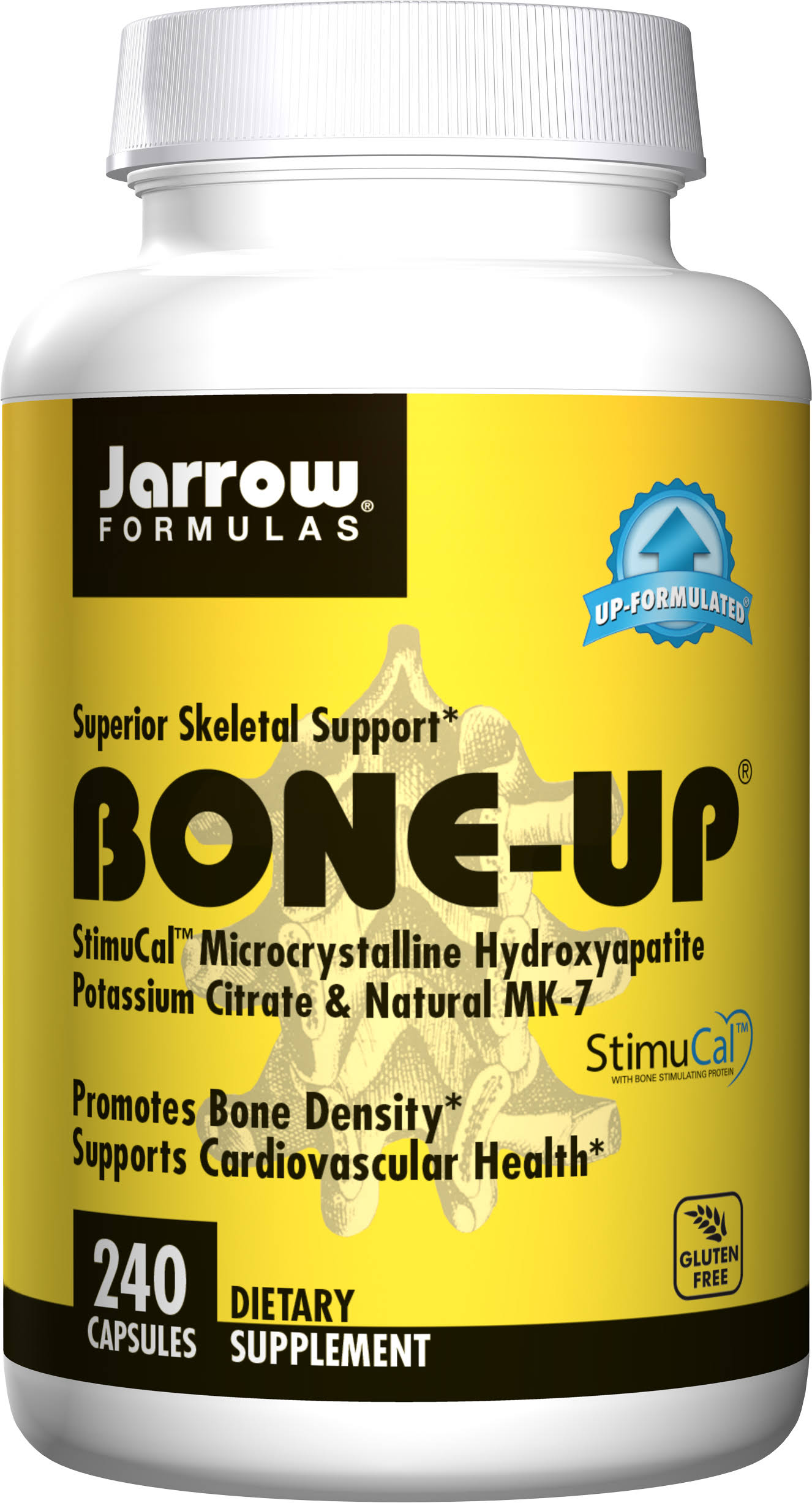 Jarrow Formulas Bone-Up Supplement - 240 Capsules