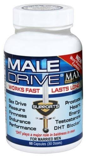 Century Systems Male Drive Maximum Formula Capsules - x60
