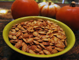 Soaking Pumpkin Seeds In Saltwater by Perfect Roasted Pumpkin Seeds Recipe