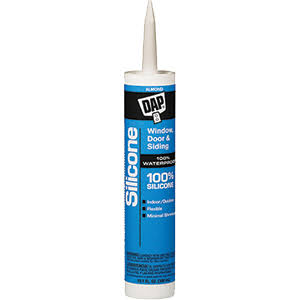 Dap Dow Corning Almond Silicone Sealant - 10.1oz